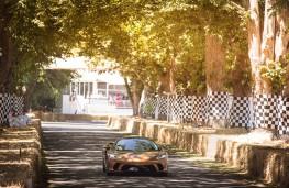 McLaren GT, 2021, nose