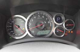 Nissan GT-R, instrument panel