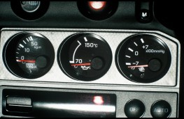Nissan Skyline, dials