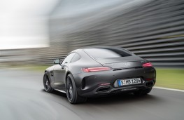Mercedes-AMG GT C Coupe Edition 50, 2017, rear