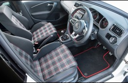 Volkswagen Polo GTI, interior