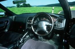 Nissan Skyline GT-R, interior