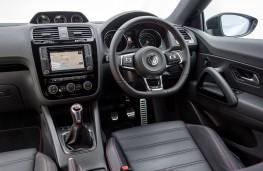 Volkswagen Scirocco GTS, interior