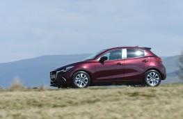 Mazda2 GT, 2017, side