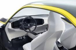 Vauxhall GT X Experimental, 2018, interior