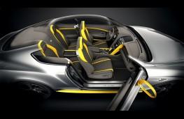 Bentley Continental GT Speed Black Edition, interior