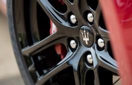 Maserati GranTurismo, 2018, wheel