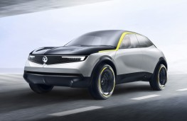 Vauxhall GT X Experimental, 2018, side