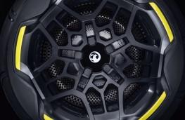 Vauxhall GT X Experimental, 2018, wheel