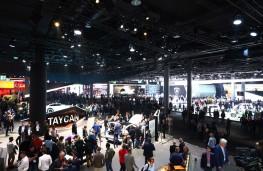 Frankfurt Motor Show, 2019, general view