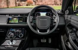 Range Rover Evoque, interior