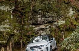Range Rover Evoque, wading