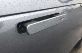 Range Rover Velar, 2017, door handle