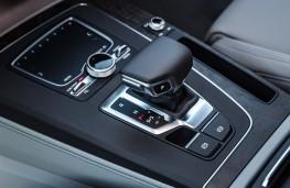 Audi Q5, 2017, gear lever