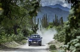 Audi Q5, 2017, off road