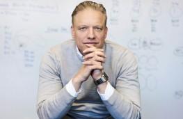 Henrik Green, Volvo chief technology officer