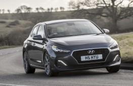 Hyundai i30 Fastback, 2018, front, action