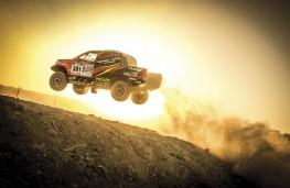 Toyota Hilux, Dakar rally