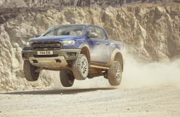 High flyer - the Ford Ranger Raptor