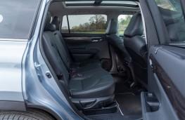 Toyota Highlander, 2021, rear seats