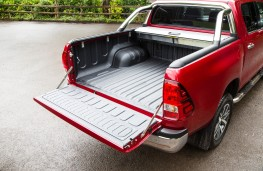 Toyota Hilux, 2016, load bed