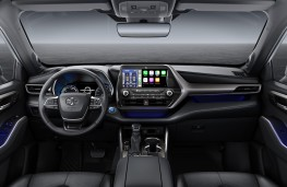 Toyota Highlander, 2020, interior
