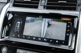 Land Rover Discovery, 2017, trailer reversing display