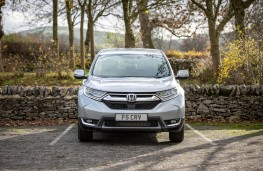 Honda CR-V Hybrid, full front static