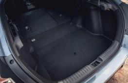 Honda Civic, boot 2