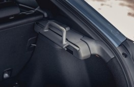 Honda Civic, boot detail