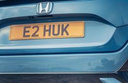 Honda Civic, rear detail