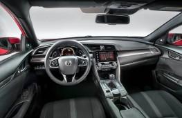 Honda Civic 2017 Cockpit