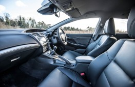 Honda Civic Sport, interior
