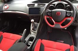 Honda Civic Type R, interior