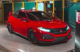 Honda Civic Type R Pickup Concept front