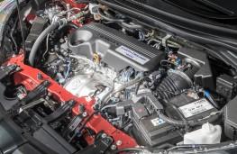 Honda CR-V, engine