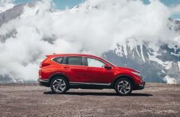 Honda CR-V 2018 profile