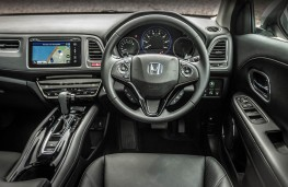 Honda HR-V, dashboard