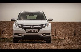 Honda HR-V, full front static