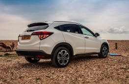 Honda HR-V, rear static