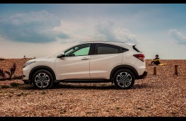 Honda HR-V, side static