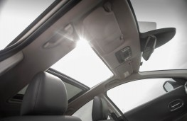 Honda HR-V, sunroof