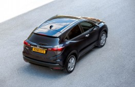 Honda HR-V, top action