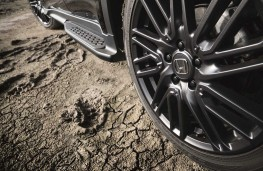 Honda HR-V Black Edition alloys