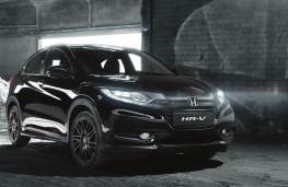 Honda HR-V Black Edition front