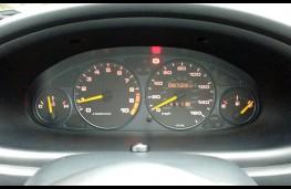 Honda Integra Type R, dash detail