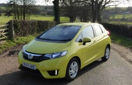Honda Jazz, front static 2