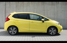 Honda Jazz, side static