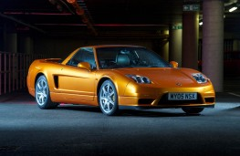 Honda NSX, 2005, side