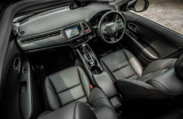 Honda HR-V, interior
